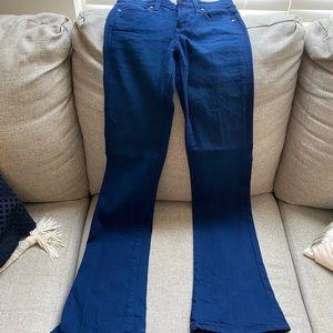 Paige flare denim jeans